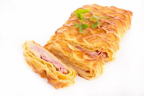 ham cheese roll