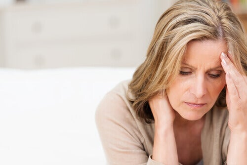 Menopause signs and symptoms also include an increase in sensitivity.