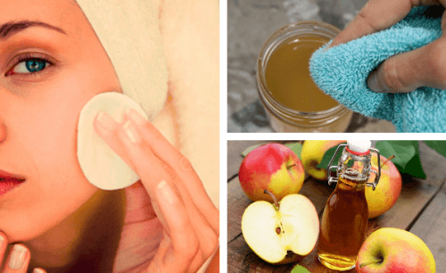Apple Cider Vinegar Face Wash
