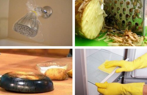 Cleaning Tips to Make Old Items Look New
