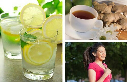 Healthy Morning Weight Loss Routine