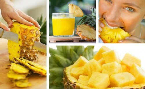 Detox with Pineapple