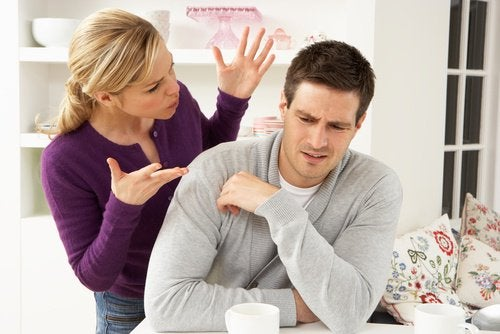 Arguments can be a sign of an unhappy relationship