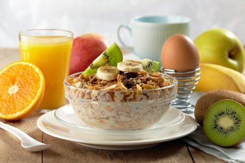 Terveellinen laihdutus ja hyvä aamupala