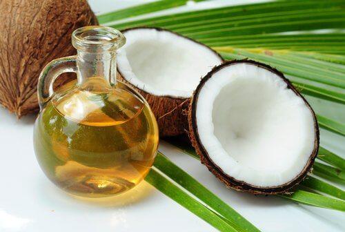 4 coconut oil