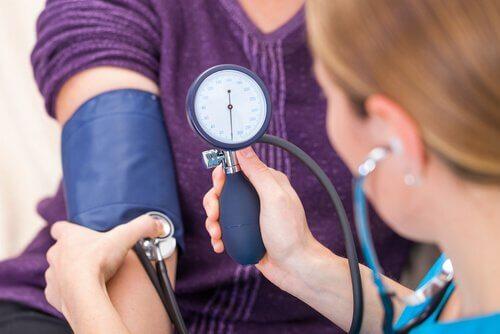 Kilpirauhasen häiriöt verenpaine