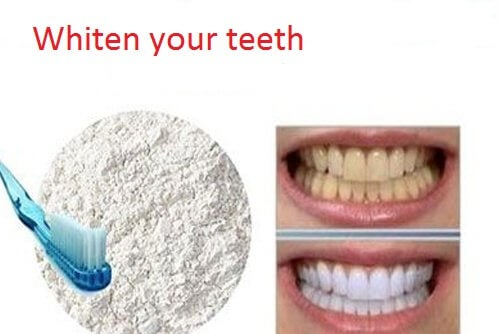 Clean Your Teeth with 100% Natural Products