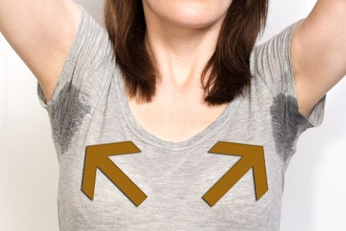 Underarm-sweat