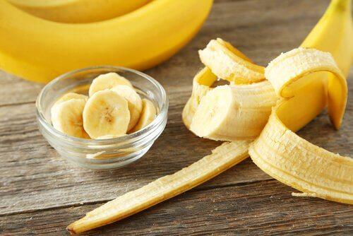 대장 청소에 바나나