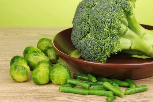 Broccoli to help fight Helicobacter Pylori Bacterias