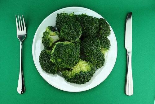 broccoli-plate