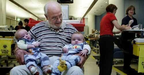 Man Saves Millions of Babies with Rhesus Disease