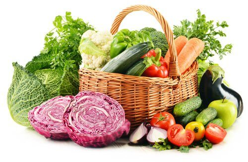 vegetables for natural weight loss