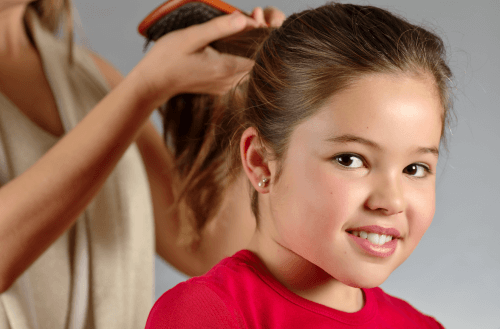 Child's Hair Care