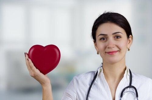 심장 건강에 좋다