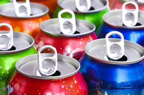 청량음료와 탄산음료
