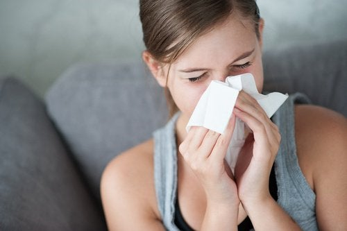 Inkivääri avuksi flunssaan