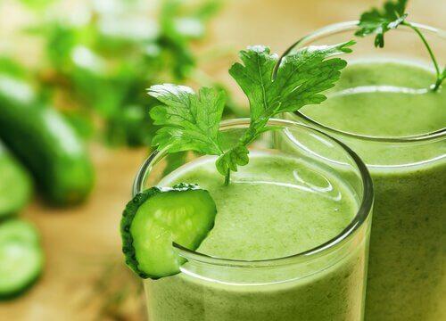 3 green smoothie