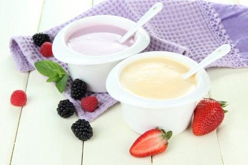 3 yogurt