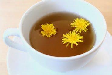 4 dandelion tea