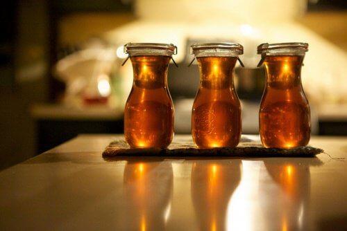 로즈마리 꿀