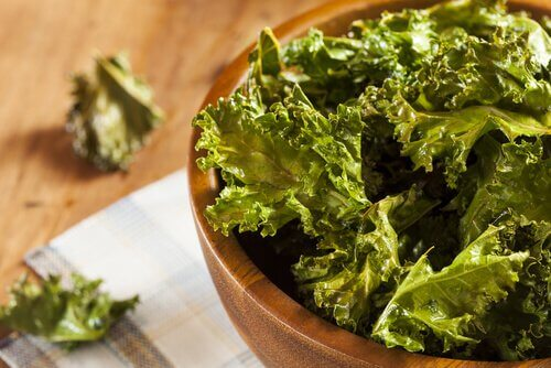 Kale to strengthen your veins