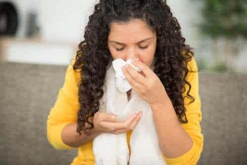 Nosebleeds - Natural Remedies