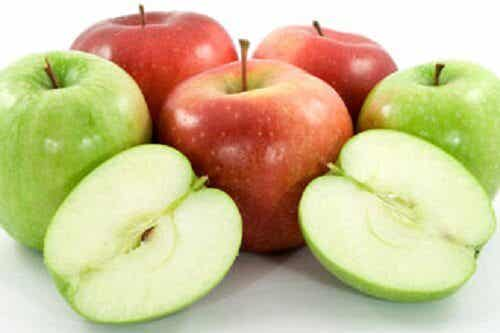 Apples and their many health benefits