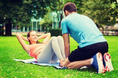Parisuhteen lujittaminen liikunnan avulla