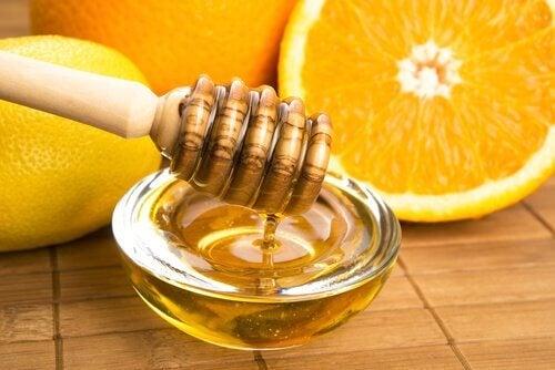 honey-oranges