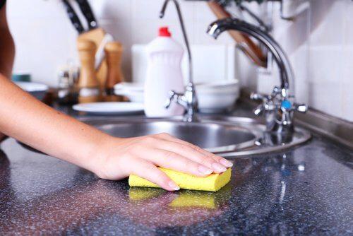 The Hidden Dangers in Kitchen Sponges