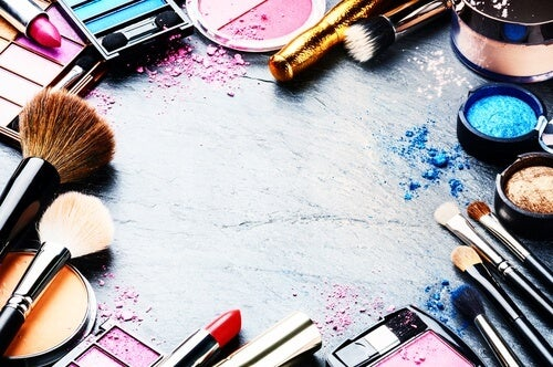 Makeup can be harmful if it's been used by someone else.