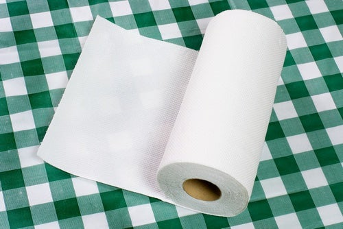 10 New Uses for Paper Towels