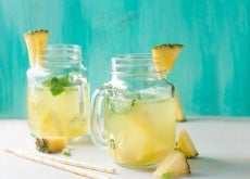 This Happens when You Drink Pineapple Water