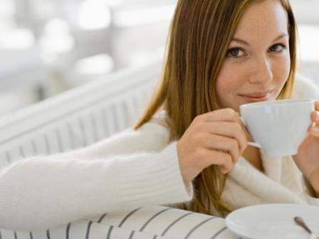Juo teetä korkean verenpaineen laskemiseksi