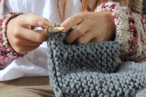 Wool Therapy: The Benefits of Knitting