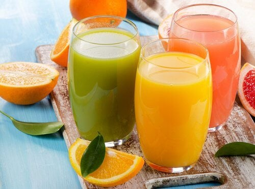 Weight Loss and Liver Cleansing Smoothies
