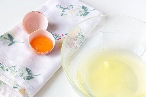 3 egg whites