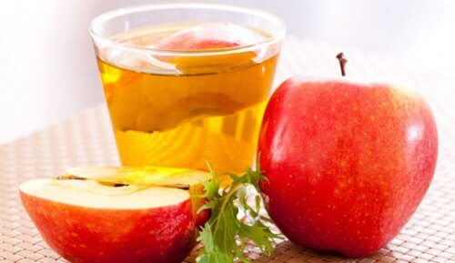 4 apple cider vinegar