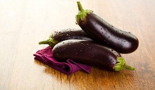 4 eggplant