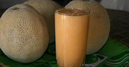4 melon juice