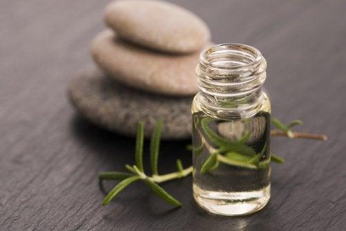 6 rosemary oil