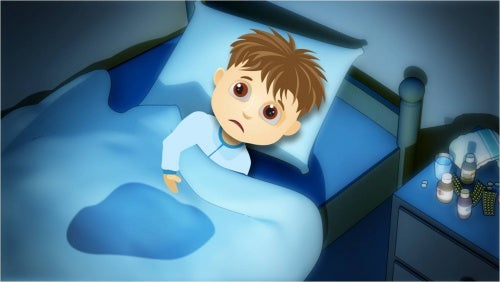 Children Who Wet the Bed: Causes and Treatment