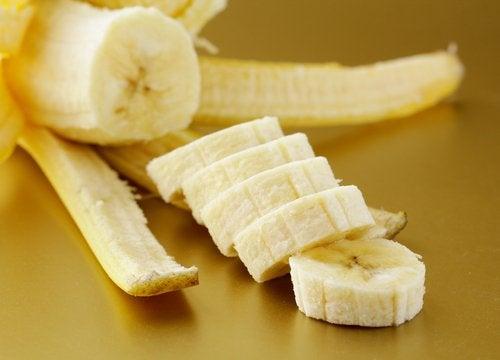 Viipaloitu banaani
