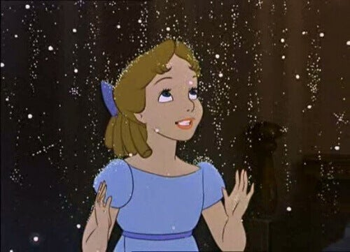 Wendy Darling in The Wendy Syndrome