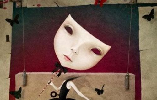Tunne-elämän vampyyrit päätön tyttö