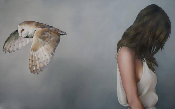 woman-owl