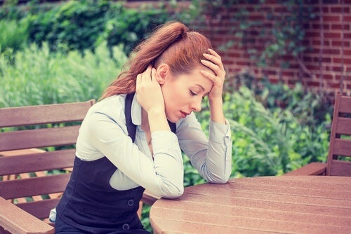 woman dealing with vitamin deficiencies that cause fatigue