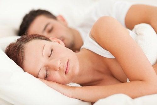 Aineenvaihdunta kiihtyy nukkumalla hyvin