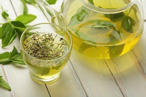 3 green tea